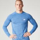 Myprotein 运动表现系列男士长袖运动上衣– 蓝色