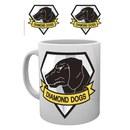 Metal Gear Solid Diamond Dogs Mug