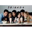 Friends Milkshake - 24 x 36 Inches Maxi Poster