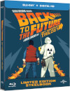 Back to The Future Trilogy - Zavvi Exclusive Limited Edition Steelbook Boxset (Limited to 1000) (UK EDITION)