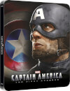 Captain America: The First Avenger 3D (Includes 2D Version) - Zavvi Exclusive Lenticular Edition Steelbook (UK EDITION)