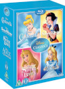 Disney Classics Timeless Classics 4 BD Snow White, Cinderella, Sleeping Beauty, & Alice in Wonderland