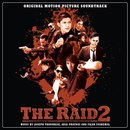 The Raid 2 - The Original Soundtrack OST (1LP) - Black Vinyl