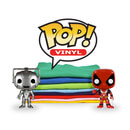 Pop! and a Top Subscription