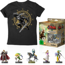 The Legend of Zelda: Twilight Princess HD - Limited Edition + T-Shirt + amiibo Pack