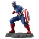 SeDi Marvel Civil War Captain America 9 Inch Statue