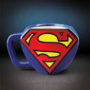 DC Comics Superman Shaped Mug