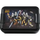 Star Wars Rebels Lunch Box - Black