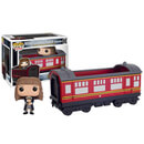Harry Potter Hogwarts Express Vehicle with Hermione Granger Pop! Vinyl Figure