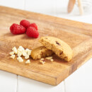 Meal Replacement White Chocolate and Raspberry Cookie