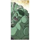 "Green Giant Hulk Inspired Fine Art Print - 16.5"" x 9.7"""
