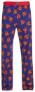DC Comics Superman Men's Logo Lounge Pants - Blue
