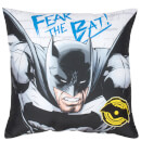 Batman v Superman Clash Reversible Square Cushion - 40 x 40cm