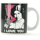 Star Wars I Love You Mug