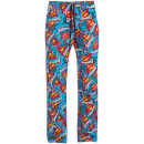DC Comics Men's Superman Lounge Pants - Blue