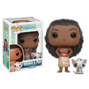 Figurines Pop! Vaïana et Pua Disney