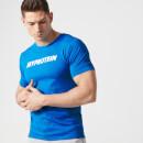 マイプロテイン メンズロゴTシャツ - 黒