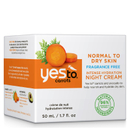 Yes To Carrots Fragrance-Free Intense Hydration Night Cream