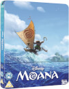 Moana 3D (Includes 2D Version) - Zavvi Exclusive Limited Edition Steelbook
