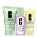 Clinique 3-Step Trial Kit Type 2 (Free Gift)