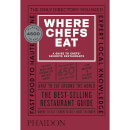 Where Chefs Eat - Book
