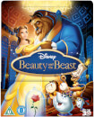 Beauty & The Beast 3D (Includes 2D Version) Zavvi Exclusive Lenticular Edition Steelbook