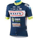 Kalas Wanty Groupe Gobert Replica Team Short Sleeve Jersey