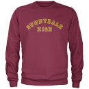 Buffy The Vampire Slayer Sunny Dale High Varsity Sweatshirt