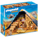 Playmobil History Egyptian Pharaoh's Pyramid with Many Hidden Tombs and Traps (5386)