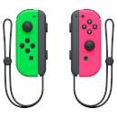 Nintendo Switch Neon Green Joy-Con (L) and Neon Pink Joy-Con (R) Controller Set
