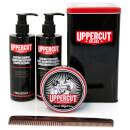 Uppercut Deluxe Pomade Combo Kit (Worth £49.00)