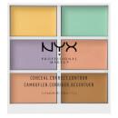 NYX Professional Makeup 3C Palette - Color Correcting Concealer