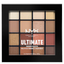 NYX ULTIMATE EYESHADOW PALETTE - WARM NEUTRALS