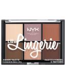 NYX Professional, Lingerie Lidschattenpalette, 9,45 €