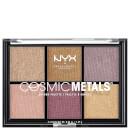 NYX Professional Makeup Cosmic Metal Shadow Palette