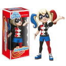 DC Super Hero Girls Harley Rock Candy Vinyl Figure