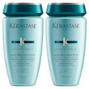 Kérastase Resistance Bain Force Architecte 250ml Duo