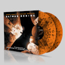 Batman Begins: Soundtrack OST – Zavvi Exclusive - Limited Coloured Black on Orange (500 Worldwide Only)