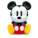 Philips Disney Sleep Time Mickey Children's Night Light and Wake up Light - Black/Red