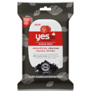 YES TO TOMATOES DETOXIFYING CHARCOAL WIPES