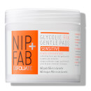 Nip + Fab Glycolic Fix Gentle Pads - Sensitive 80ml