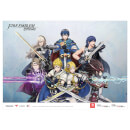 Fire Emblem Warriors A3 Poster