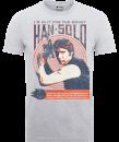 Retro Style Han Solo T-Shirt