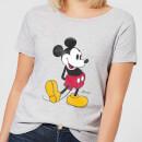 T-Shirt Femme Mickey Mouse Classique (Disney) - Gris