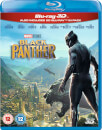 Black Panther 3D (Includes 2D Version)