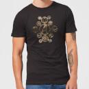 Camiseta Marvel Vengadores: Infinity War Icon - Hombre - Negro