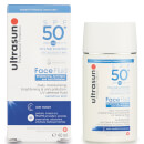 Ultrasun Anti-Pollution Face Fluid - SPF 50