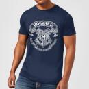 Camiseta Harry Potter Escudo Hogwarts - Hombre - Azul marino