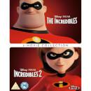 Incredibles 1 And 2 Boxset (Blu-ray)