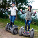 Segway Fun For Two